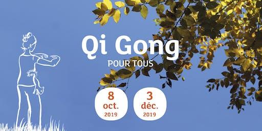 Atelier de Qi Gong pour tous ! • Automne