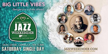 Sandy Shore's Jazz Weekender:  PATTI AUSTIN &  NELSON RANGELL w/Nathan East tickets