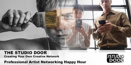 Professional Artist Networking Happy Hour tickets