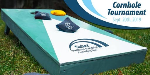 Cornhole Tournament - Hosted by Saber Healthcare