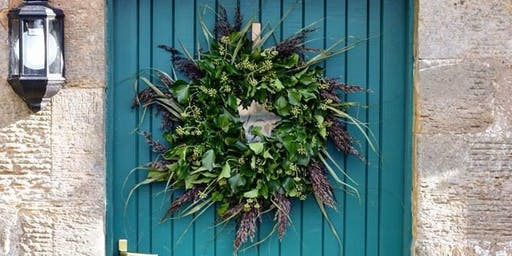 Wreath Workshop. 28th of November