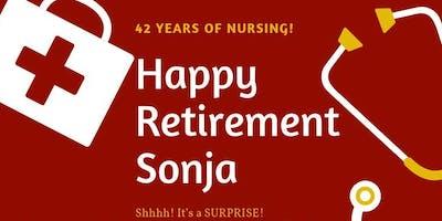Sonja's Surprise Retirement Party