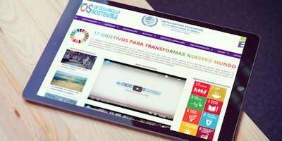 Presentación de Portal sobre los ODS en Puerto Rico