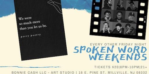 Bonnie's Spoken Word Night