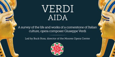 Life and works of Giuseppe Verdi tickets