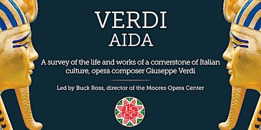 Life and works of Giuseppe Verdi