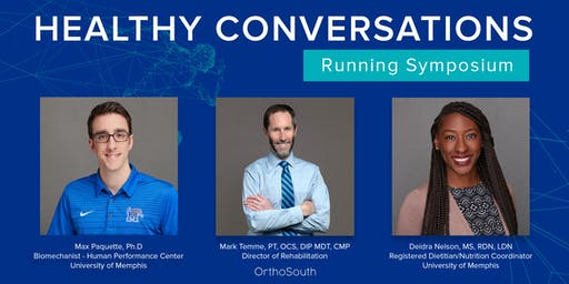 Healthy Conversations - Running Symposium
