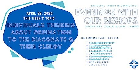 """Evening With Our Bishops"" - Individuals Thinking about Diaconal Ordination tickets"