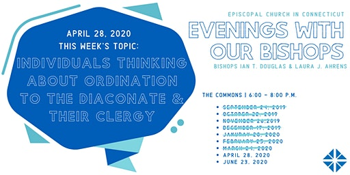 """""""Evening With Our Bishops"""" - Individuals Thinking about Diaconal Ordination"""