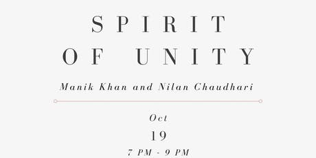 Spirit of Unity - The Beauty of Hindustani Music tickets