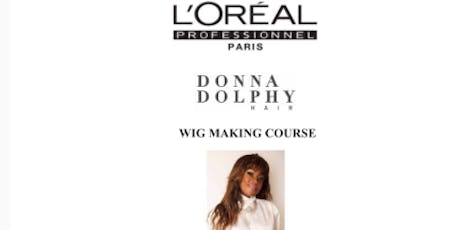 Wig Making La French Colouring Signature Master Class tickets