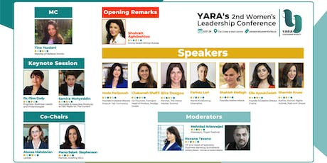 Yara's 2nd Women's Leadership Conference tickets