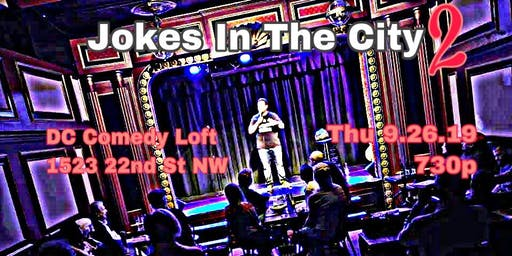 Jokes In The City w/ Lamont King & Friends