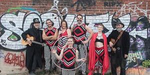 Clan Destiny Circus presents Asheville All-Star Circus Jubilee