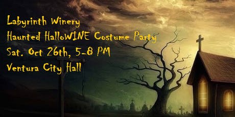 2019 Haunted HalloWINE Costume Ball tickets