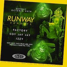 Runway Sundays @Brasier.nyc ~ DJs Factory + Soy Jay Jay + Izzy tickets