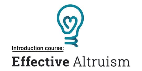 Introduction to Effective Altruism Course tickets