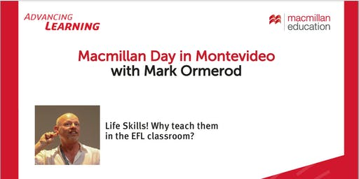 Macmillan Day in Montevideo with Mark Ormerod