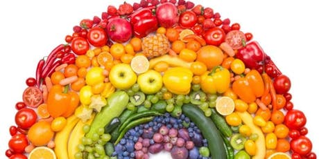 Healthy Habits: Eating the Rainbow and Why tickets