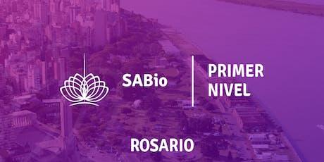 SABio Primer Nivel Intensivo Noviembre, Rosario entradas