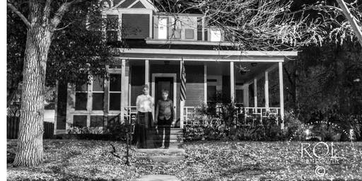 Great Falls Historic Ghost Tours (early tour)