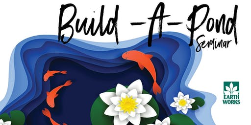 Build A Pond