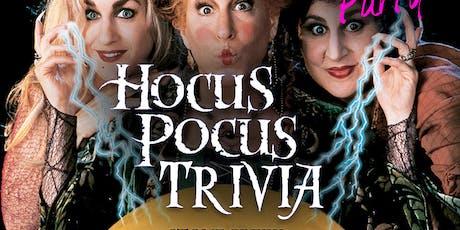 Hocus Pocus Trivia + Costume Contest tickets