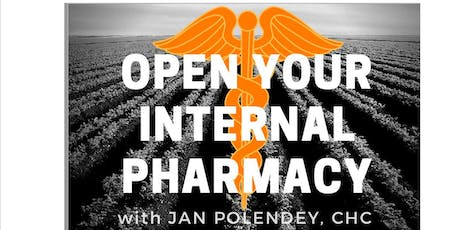 Open Your Internal Pharmacy store tickets