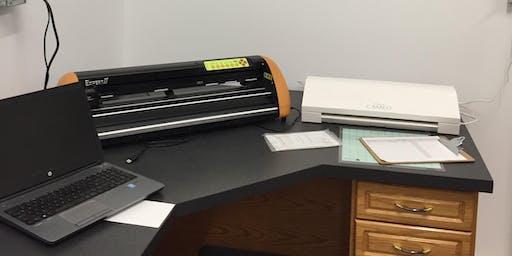 Vinyl Cutter Basics
