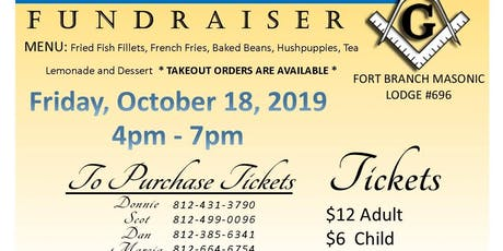 Annual Fish Fry tickets