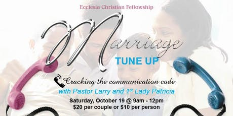 Marriage Tune Up tickets
