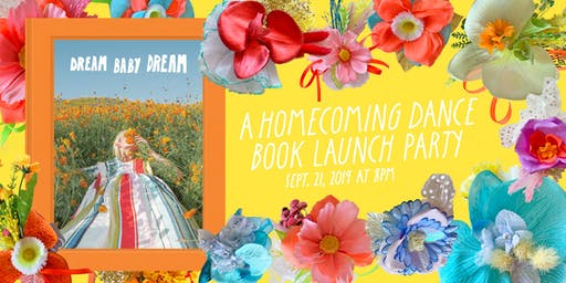DREAM BABY DREAM by Jimmy Marble book launch party