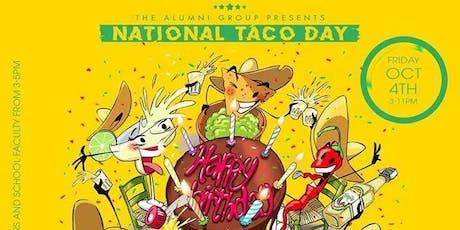 National Taco Day - Turn Up Happy Hour tickets