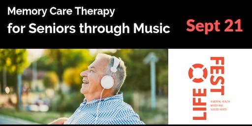 Music Therapy in Dementia Care