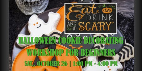 CSU Extension: Cookie Decoration Workshop for Beginners  tickets