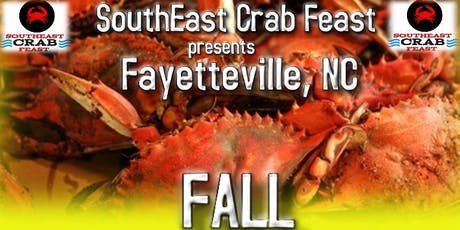 SouthEast Crab Feast - Fayetteville (Fall) tickets