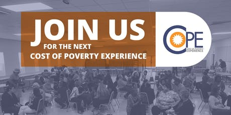 Cost of Poverty Experience (C.O.P.E)--Seminole County tickets