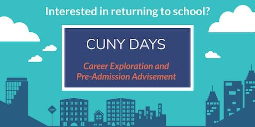 CUNY Days at SLU