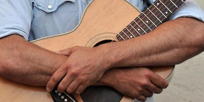 An evening with singer-songwriter Phil King