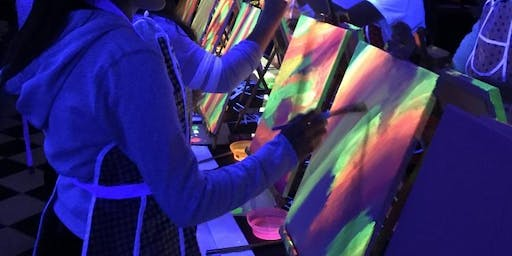Backlight Mix & Paint Party