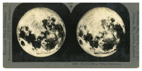 Coffee with a Curator: The Distance of the Moon tickets
