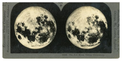 Coffee with a Curator: The Distance of the Moon