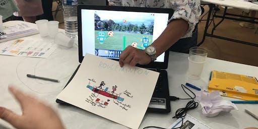 F(AI)tes du Numérique - Hackathon pour enfants et famille
