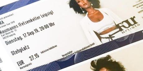 Nura Konzert Tickets