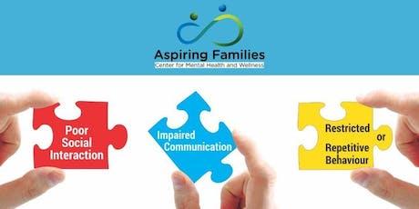 Understanding Autism Spectrum Disorder tickets
