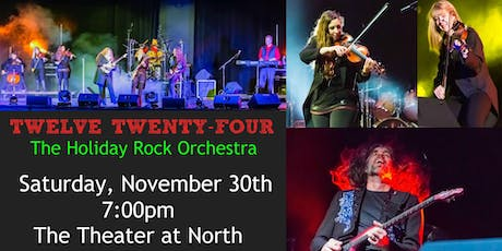 Twelve Twenty-Four: The Holiday Rock Orchestra tickets