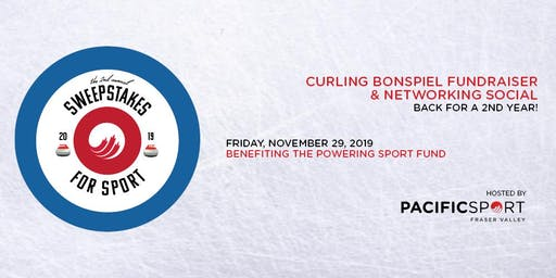 2nd Annual Sweepstakes for Sport Corporate Curling Challenge