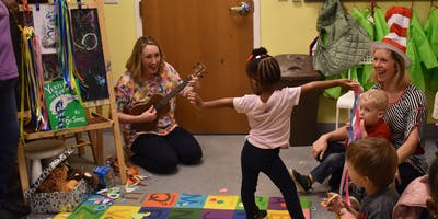 Express YourSelf Kids' Musical Story Time, December 14th at 10:30 or 3:30