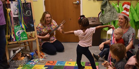 Express YourSelf Kids' Musical Story Time, November 9th at 10:30 or 3:30 tickets