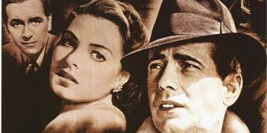 "Elevations Classic Film Series: ""Casablanca"" (1942)"
